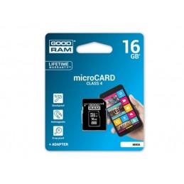 Cartão Memória 16GB Micro SDHC