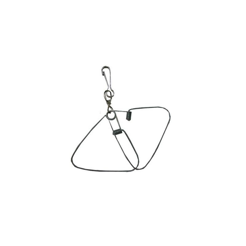 Gancho Triangular P/Tordos Duplos