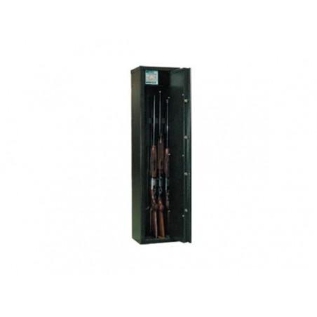 Cofre NORTHWEST 12 Armas com Prateleira (140x70x33)