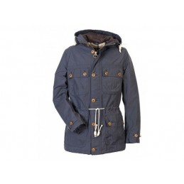 Casaco Barbour Whitby Navy