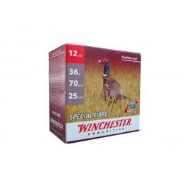 Cartuchos Winchester Special Fibre 36Gr