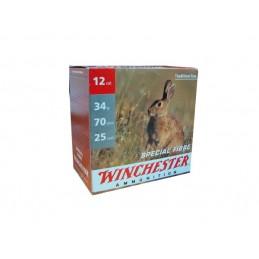 Cartuchos Winchester Special Fibre 34Gr