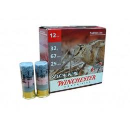 Cartuchos Winchester Special Fibre 32Gr