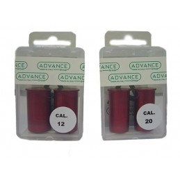 Pack Snap Caps Aluminio 910