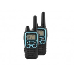 MIDLAND XT-60 PMR 2 radios + cargador doble ECC1179