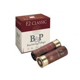Cartuchos B&P F2 Classic Cal.12 34gr