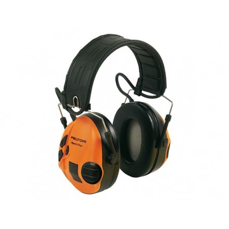 Auricular Peltor SportTAC Verde/Laranja