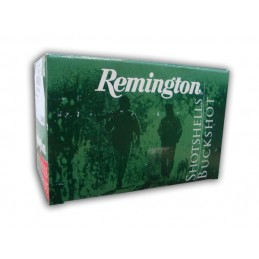 Cartucho Remington Shothells Buckshot
