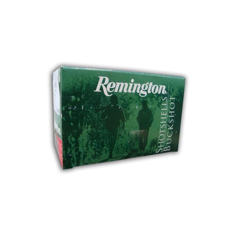 Cartucho Remington Shothells Buckshot
