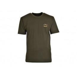 T-shirt com Javali Bordado