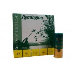 Cartuchos Remington Cal.12-34gr