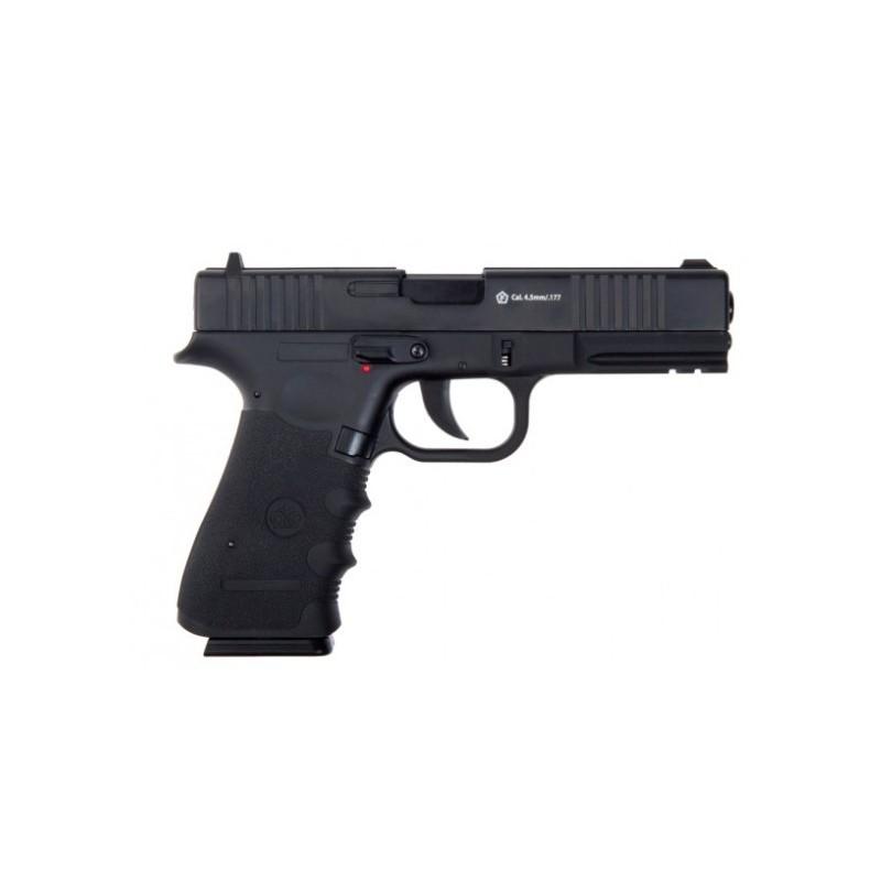Stinger 17 Blowback Metal Negra Co2 4.5mm