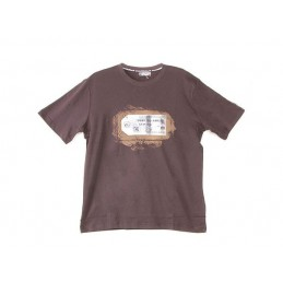 T-shirt Rockland Square TTX Brown