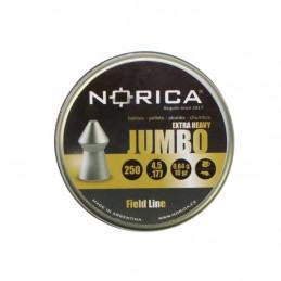 Caixa Chumbos Norica JUMBO Extra Heavy Field