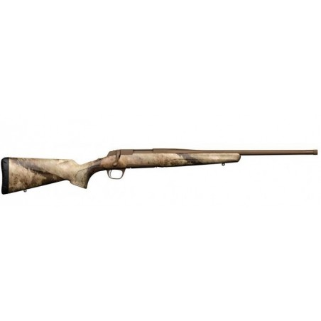 Carabina Browning X-Bolt SF Atacs Fluted 308W