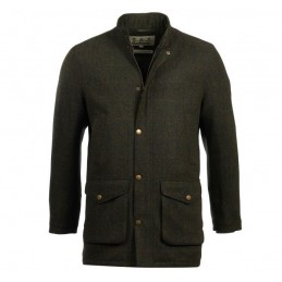 Casaco Barbour Wool