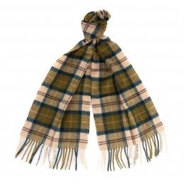 Cachecol Barbour Lambswool