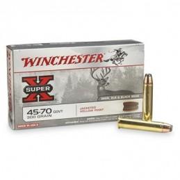 Munição Winchester 45-70 GOVT JHP