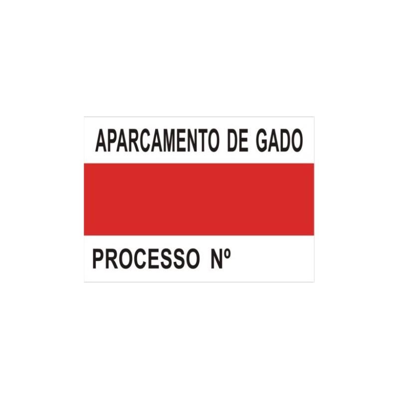 Placa Sinalética Modelo 5 (ADG)