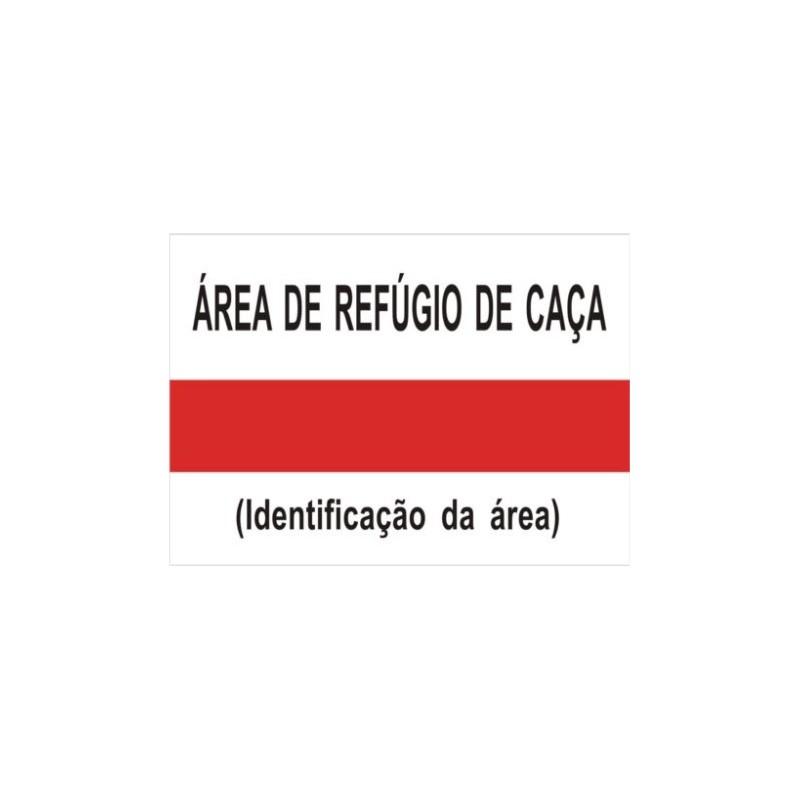 Placa Sinalética Modelo 7 (ARC)