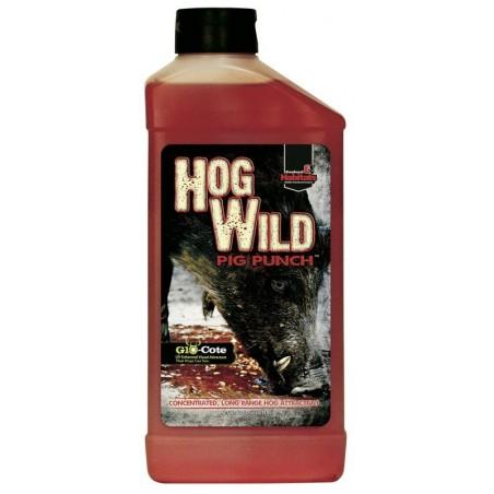 Atraçao javali Hog Wild Pig Punch