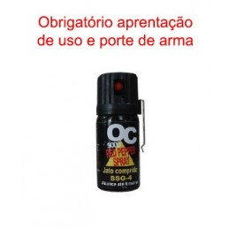 Spray de Gás Pimenta 40ml