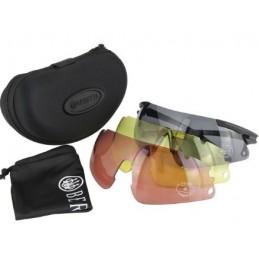 Óculos Tiro 3 lentes