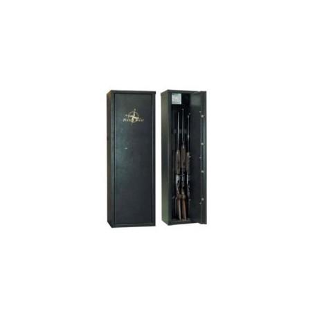 Cofre 6 Armas C/Prateleira (140x35x25cm)