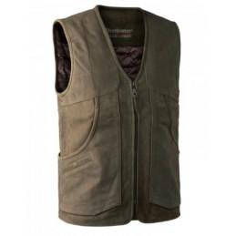 Colete 4031 Strasbourg Leather Waistcoat
