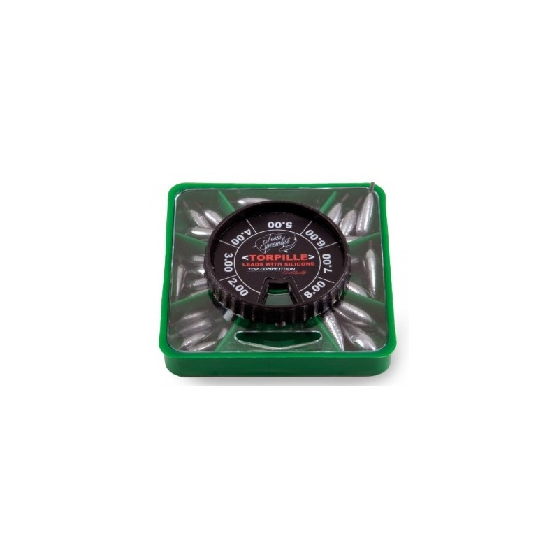 Caixa de Cumbo C/Silicone 2-8grs