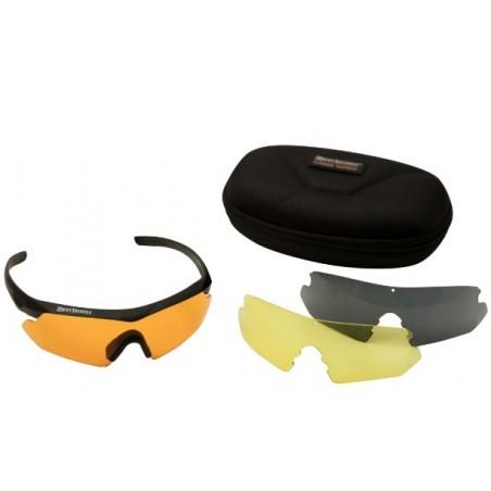 Óculos de Tiro 3 Lentes DeerHunter