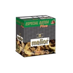 Cartuchos Melior Especial Batida Plus 35 Gr
