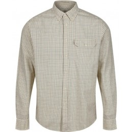 Camisa Aigle Huntjack Naturel