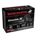 Cartucho Winchester Double X 10-89 56g