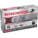 Cartucho Bala Winchester Super-X Rifled HP Slug 12