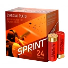 Cartucho Sprint 24gr