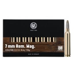 Munição RWS 7MM RM EVO 159 Grs