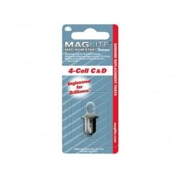 Lâmpadas Maglite Cell C E D