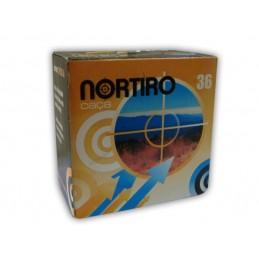 Cartuchos Nortiro Especial 36gr