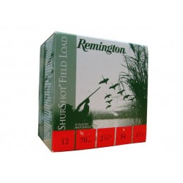 Cartuchos Remington Cal.12 - 36gr