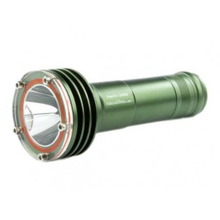 Lanterna Marlin 2000 - 2000 lumens
