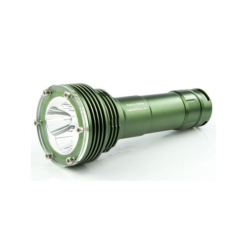 Lanterna Marlin 5000 - 2000 Lumens