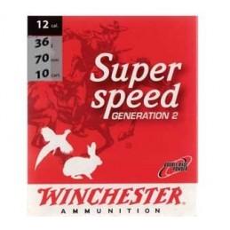 Cartuchos Winchester Super Speed GEN2 36Gr