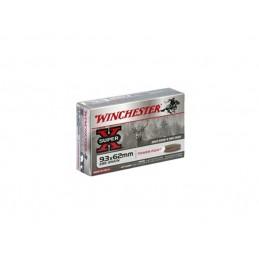 Munição Winchester Power Point 9,3x62 - 286GR