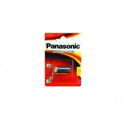 Pilha Lithium CR123A 3V PANASONIC
