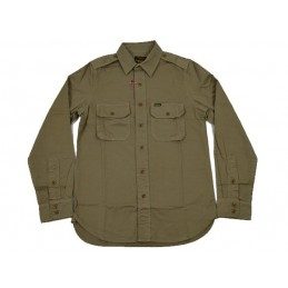 Camisa Barbour Montgomery Ston