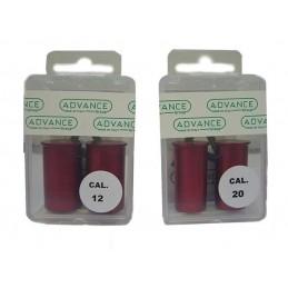 Pack Snap Caps Aluminio 910