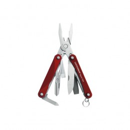Leatherman Squirt Ps4 Rojo