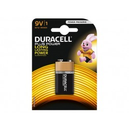 Pilha Duracell 9V