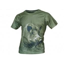 T-shirt Javali Curta 457